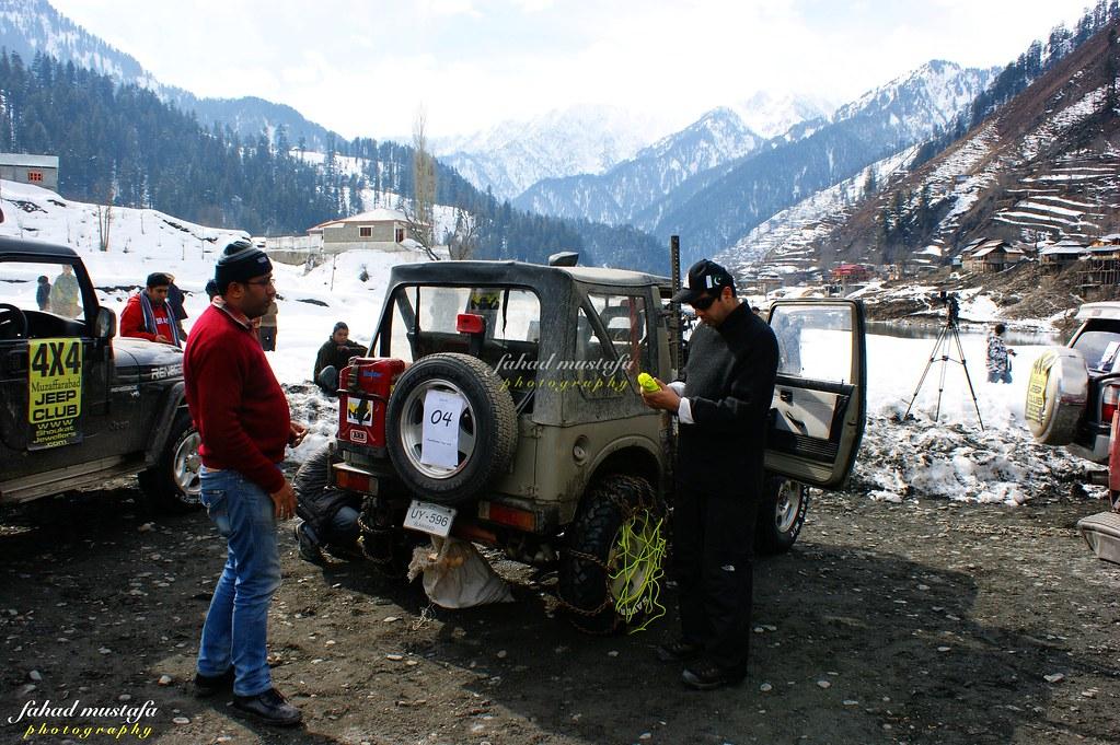 Muzaffarabad Jeep Club Neelum Snow Cross - 8471859316 44fc8fffcd b