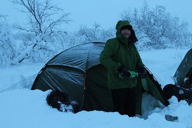 IMG_0348 & ShaneCycles.com u2013 Winter tent : Hilleberg Allak