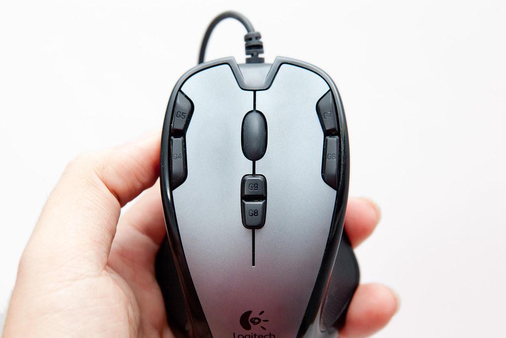 短小精幹 G300 羅技遊戲滑鼠 @3C 達人廖阿輝