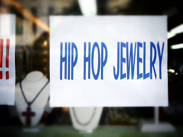 Hip Hop Jewelry #walkingtoworktoday