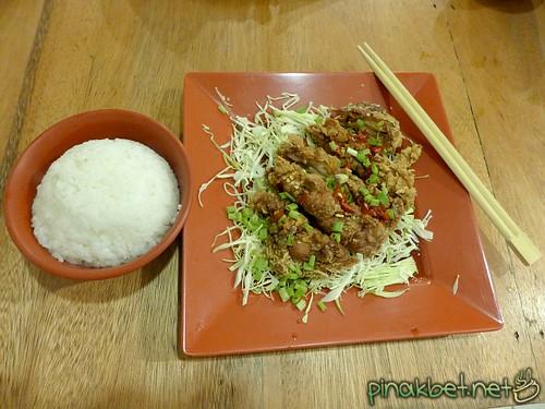 Chicken Katsu in Crazy Katsu