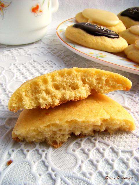 апельсиновое печенье 2