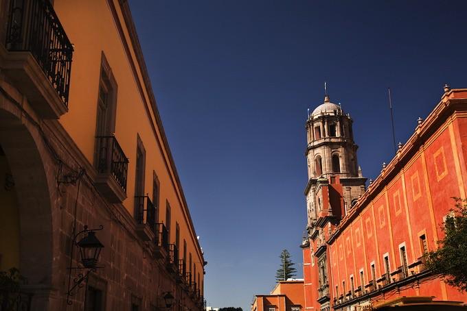 Visiting Querétaro, Mexico I.
