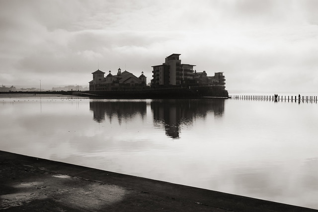 Photograph: [Untitled]; Weston-super-Mare, February 2013. By Simon Holliday.