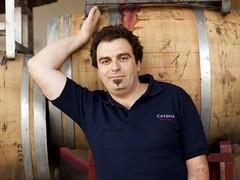 Alejandro Vigil: La familia y el viñedo