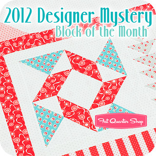 2012 Designer Mystery BOM @ Fat Quarter Shops