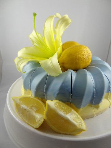 Blueberry Lemon Soap Cake - The Daily Scrub (7)