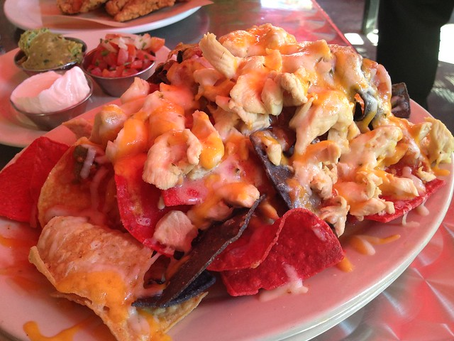 Diamond Head nachos - Bongo Johnny's
