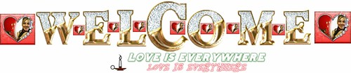 L0VE IS EVERYWHERE 13