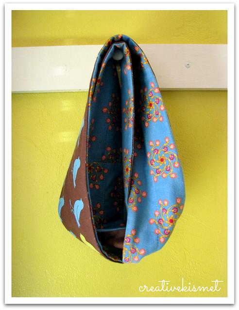 fabric infinity scarf