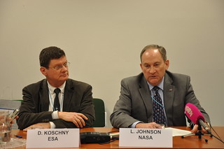 Press briefing with UN's Action Team on Near-Earth Objects