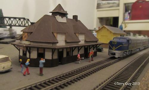 railroad train trainstation adirondack delawareandhudson