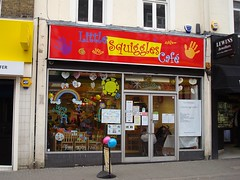 Picture of Little Squiggles Cafe, SM1 1NR