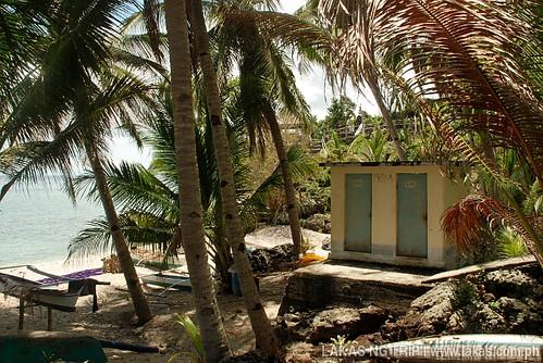 Public Comfort Room in Banton Island, Romblon