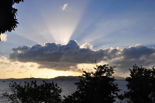 sunset sky clouds nikon day cloudy stjohn nikkor f28 2470mm stjohnusvi d90