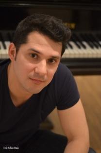 Participación mexicana en la inauguración del concierto del pianista mexicano, Juan Pablo Bautista Cano.