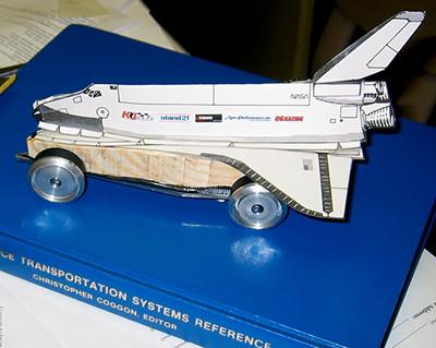 Pinewood Shuttle
