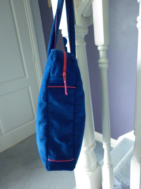 Cord bag - side