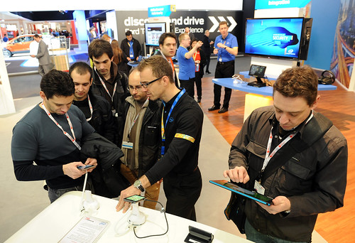 Tablets with Intel Inside at Mobile World Congress 2013