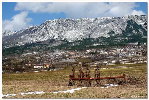 snow field landscape slovenia vipava flickrdiamond aviana2 sonyalpha350 budanje