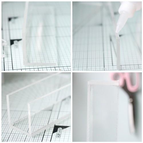 Acrylic box Steps 5-8