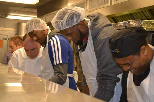 Washington Wizards at DC Central Kitchen