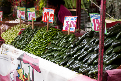 peppers @ tianguis condesa