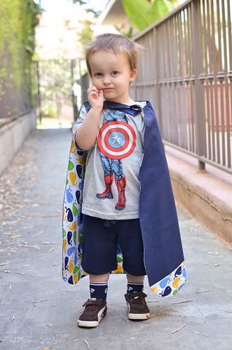 Jonah's cape