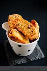Maple-Pecan Biscotti