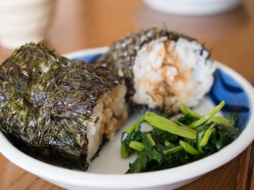 名物ドラム缶おしき(イワ)のり-おかか-中島菜-3