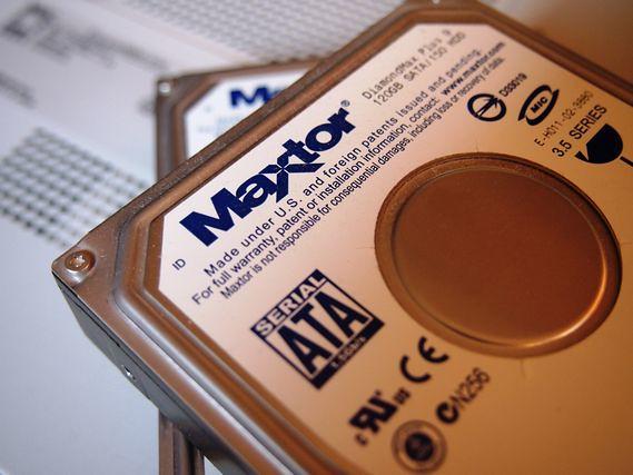Maxtor DiamondMax Plus 9