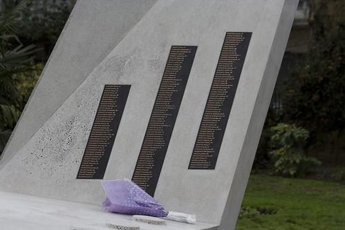 Bethnal Green Disaster Memorial