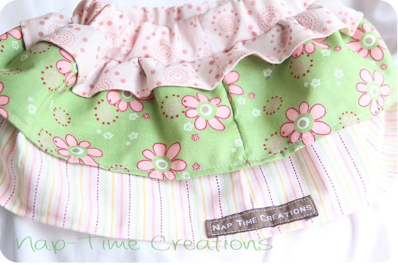 Infant Skirt free pattern1