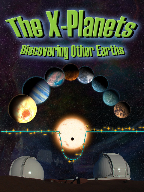 Explore exoplanets at the Burke Baker Planetarium