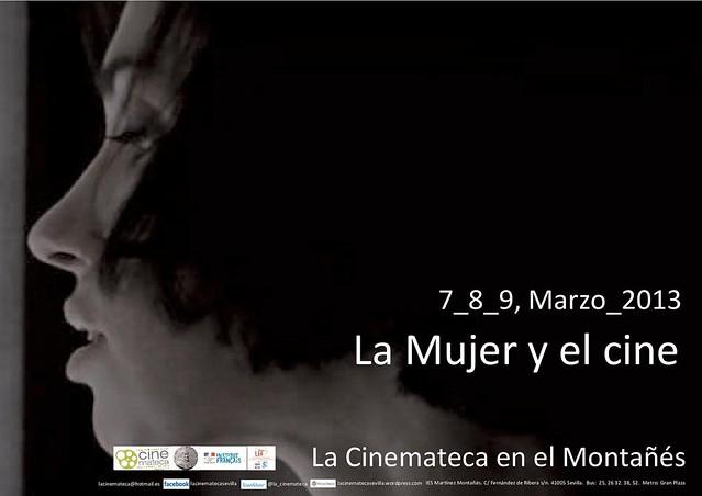 La mujer y el cine 2013