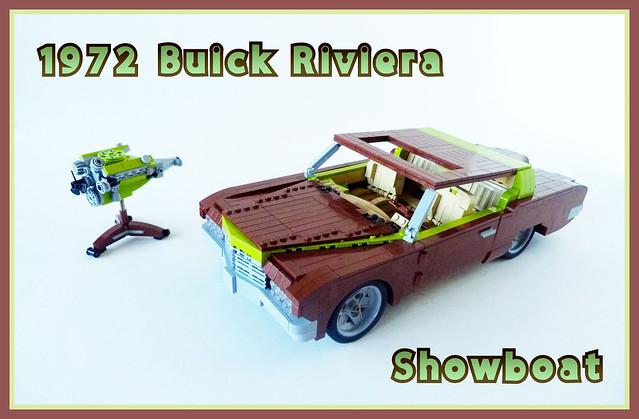 1972 Buick Riviera...Showboat!