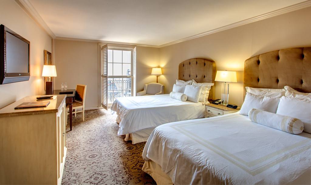 best hotel New Orleans French Quarter