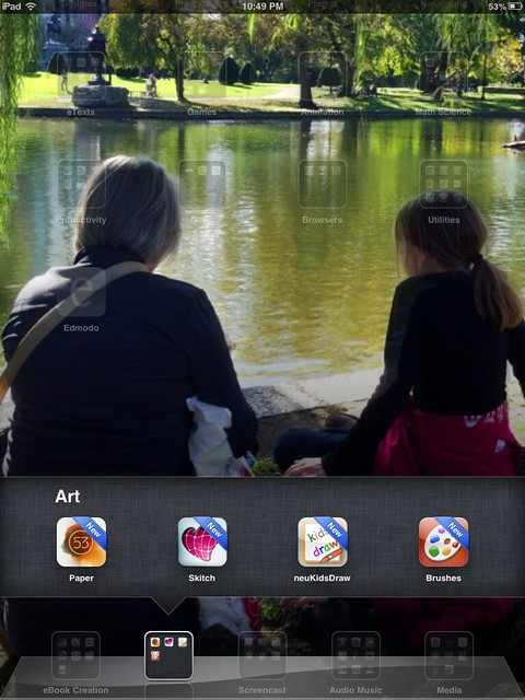 Art Apps (March 2013)