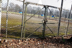 wire fencing, home fencing, chain-link fencing, fence, soil,
