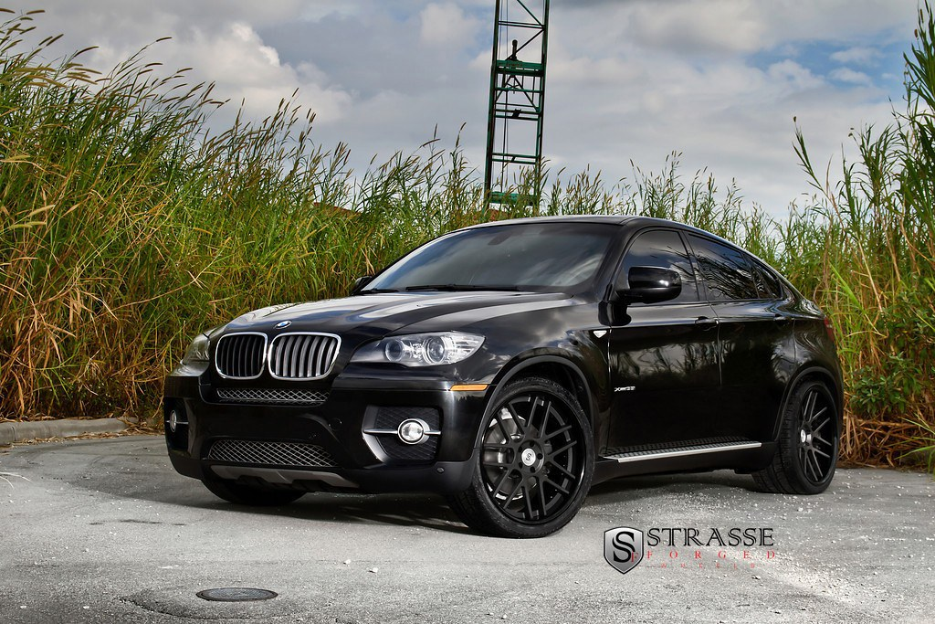 Bmw X6 On 22 Quot Deep Concave Wheels