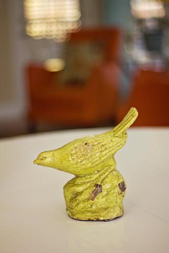 Citrine Bird