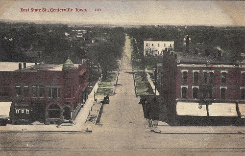 Centerville, Iowa, East State Street