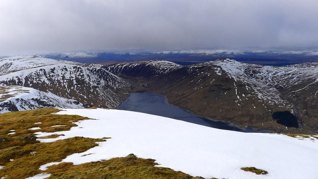 Rannoch Moor beyond Loch an Daimh