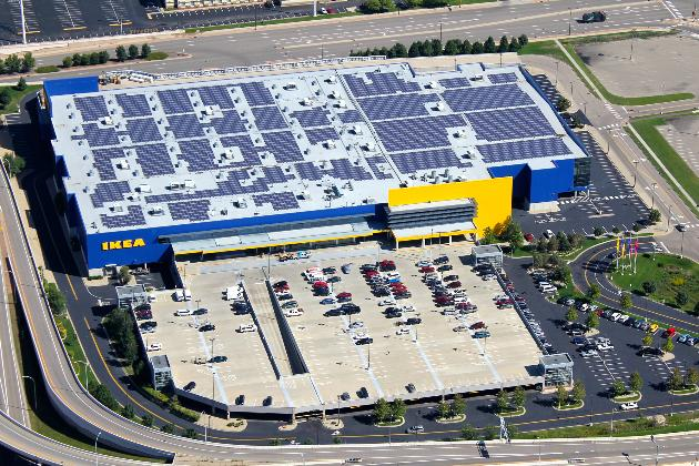 Ikea Wohnwand Mit Schiebetüren ~ the Minneapolis area IKEA store uses structured parking to fit on a