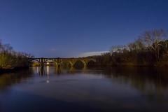 Bridge over the Rappenhannock