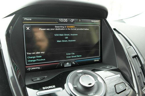 Fun With GPS in Quebec – #LexGoFurther – A Ford Escape