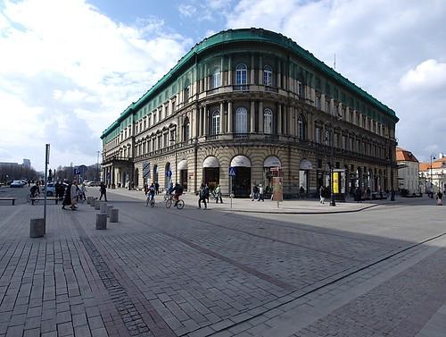 Exterior del Hotel Europejski