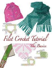 Filet crochet tutorial