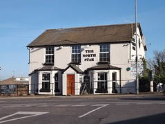 Closed Pubs:The North Star,Royston
