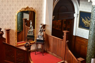 HMS Nelson - Officers Mess